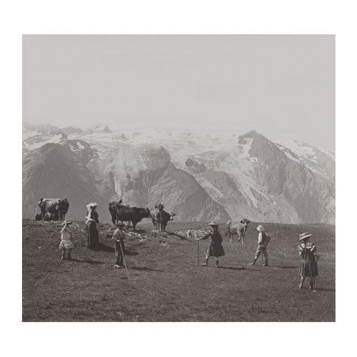Photo d'époque montagne n°58