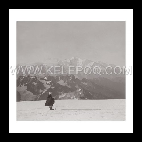 Photo d'époque montagne n°60