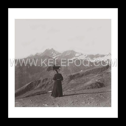 Photo d'époque montagne n°61