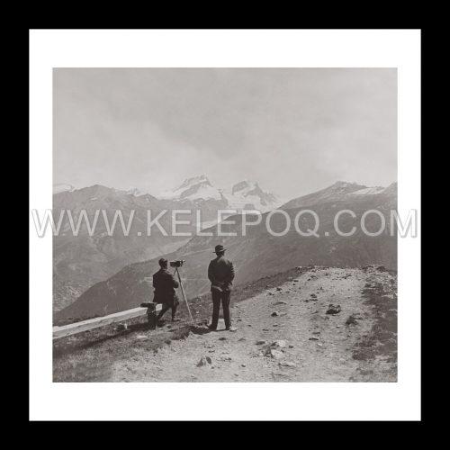 Photo d'époque montagne n°62