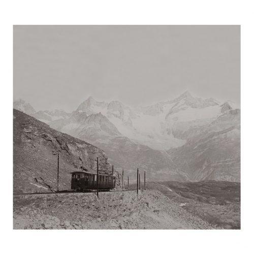 Photo d'époque montagne n°63