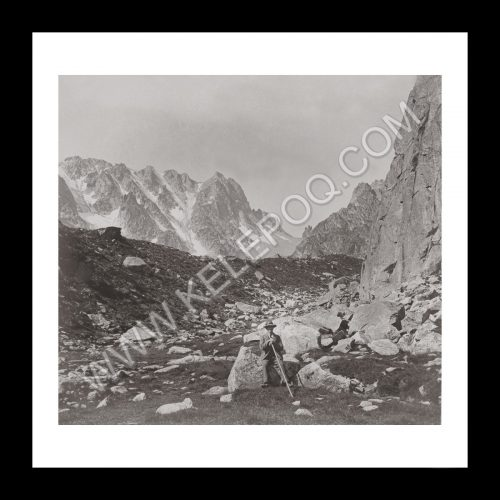 Photo d'époque montagne n°64