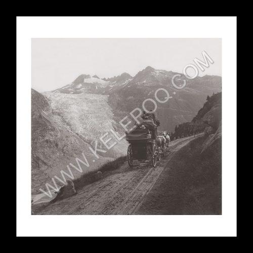 Photo d'époque montagne n°65