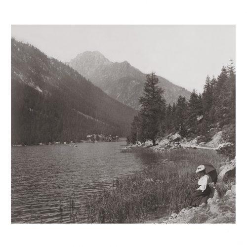 Photo d'époque montagne n°66