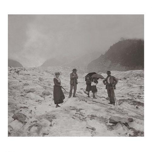 Photo d'époque montagne n°67