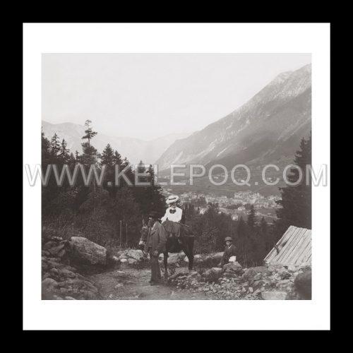Photo d'époque montagne n°68