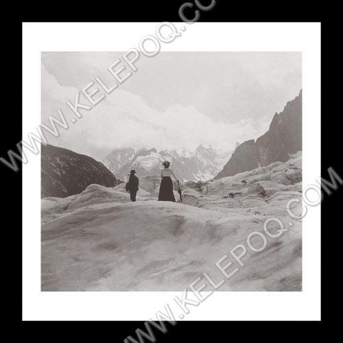 Photo d'époque montagne n°69
