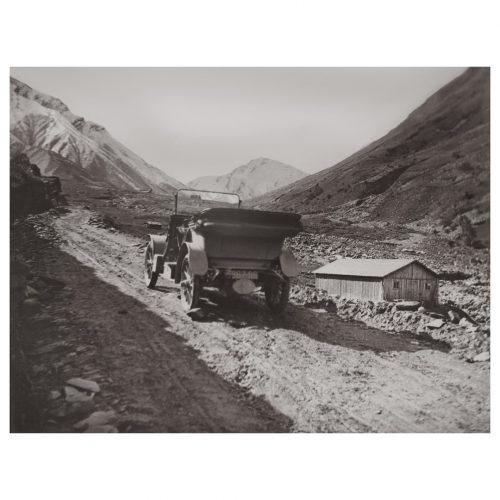Photo d'époque montagne n°71 - col de Glandon - octobre 1913