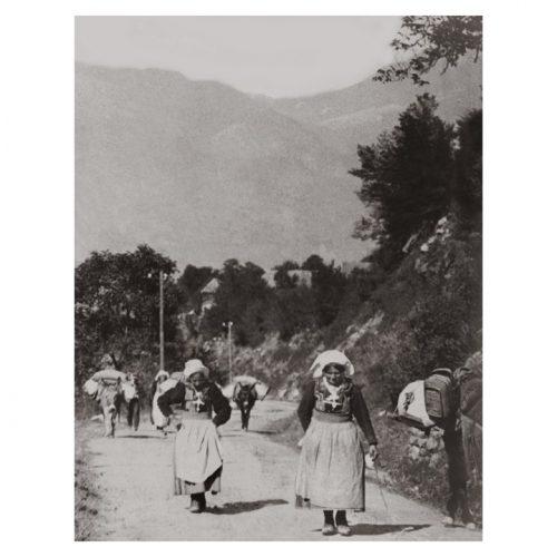 Photo d'époque montagne n°72 - Maurienne - octobre 1913