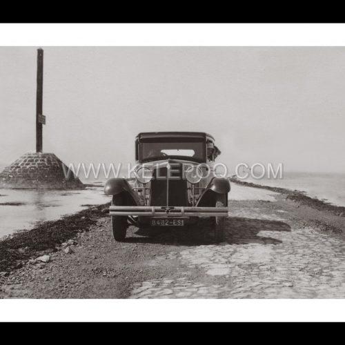 Photo d'époque Noirmoutier n°02 - 1931