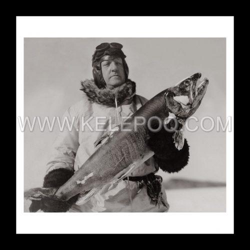 Photo d'époque pêche n°28 - photographe Victor Forbin