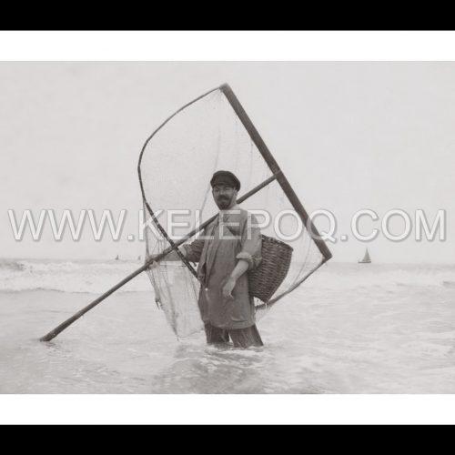 Photo d'époque pêche n°47