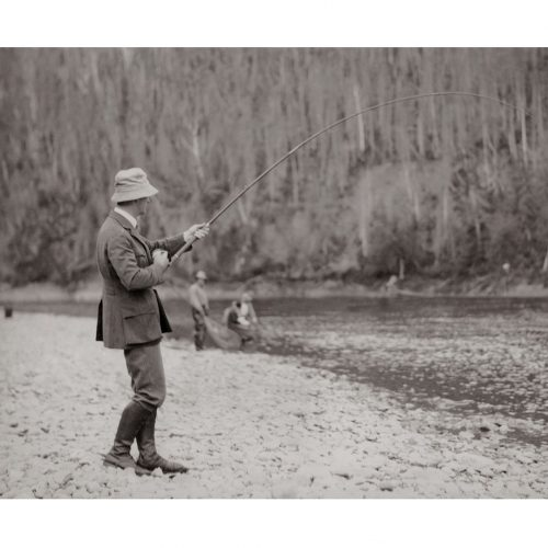 Photo d'époque pêche n°11 - photographe Victor Forbin