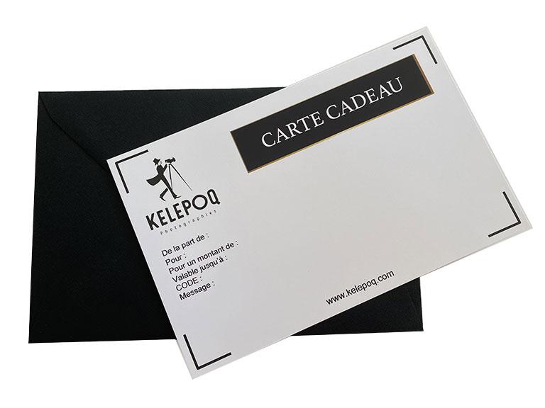 carte cadeau prestige Kelepoq