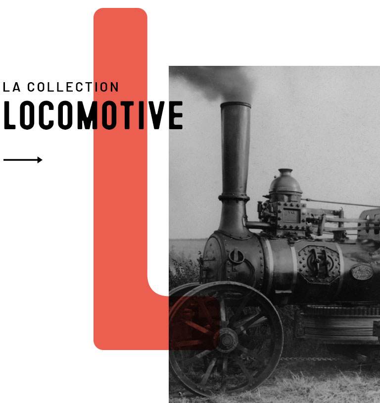Collection Locomotive