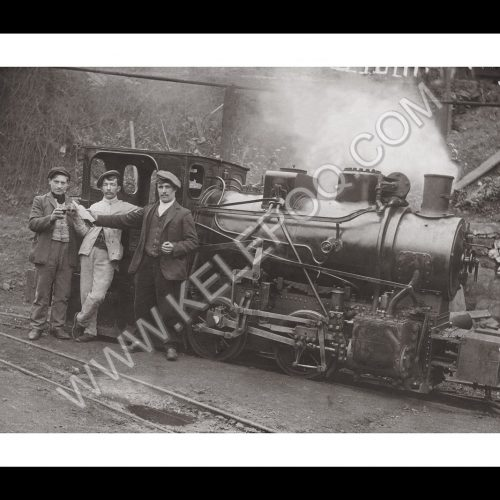 Photo d'époque locomotive n°03