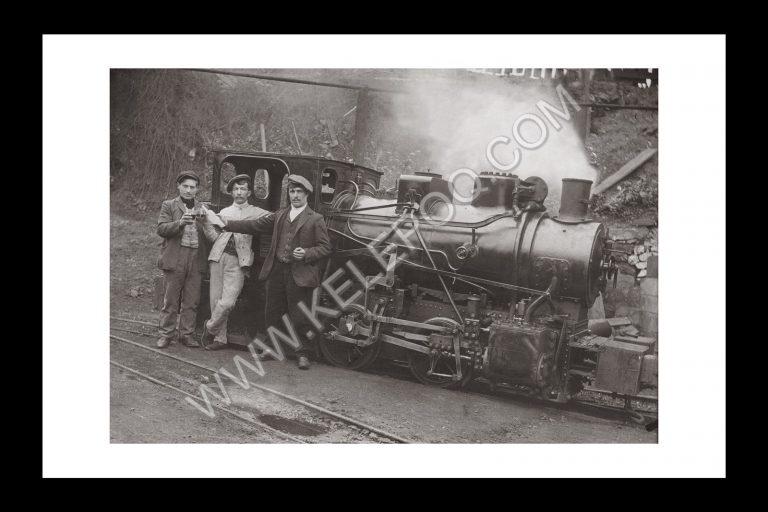Photo d'époque locomotive n°03