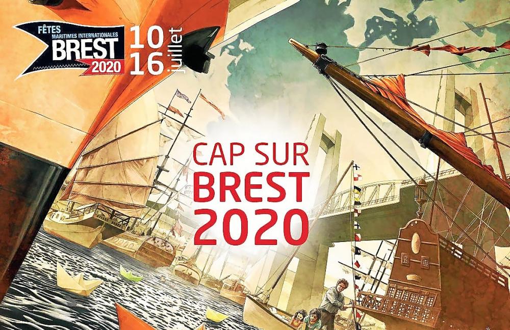 """Brest 2020 pour les collections """"mer"""" et"""