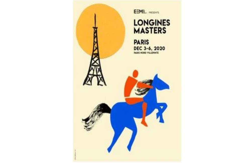 Longines Masters de Paris pour la collection