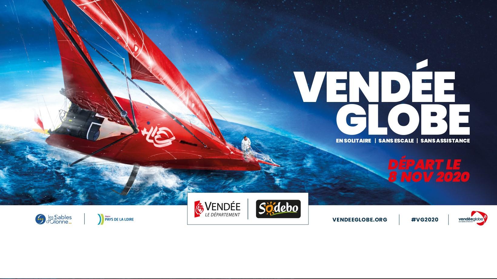 Vendée Globe pour les collections