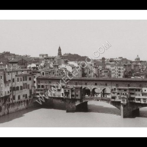 Photo d'époque Florence n°01 - Italie 1939