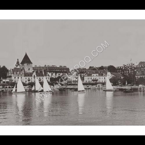 Photo d'époque Lausanne n°01 - 1938
