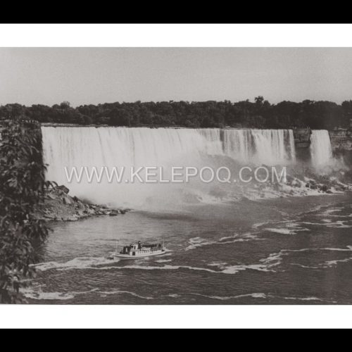 Photo d'époque New-York n°08 - chutes du Niagara - Etat de New-York - Juillet 1939