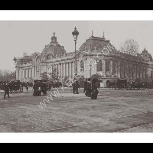 Photo d'époque Paris n°06 -1910 - Le grand palais