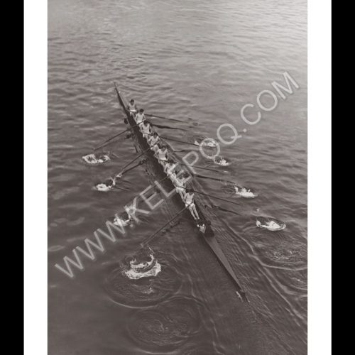Photo d'époque Sport n°26 - aviron Seine - Paris