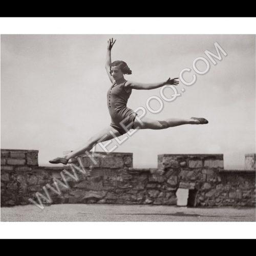 Photo d'époque sport n°01 - danse classique