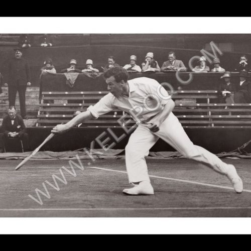 Photo d'époque sport n°12 - tennis Wimbledon