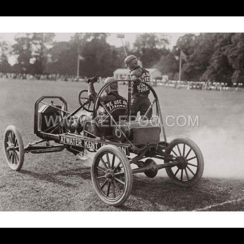 Photo d'époque Automobile n°61