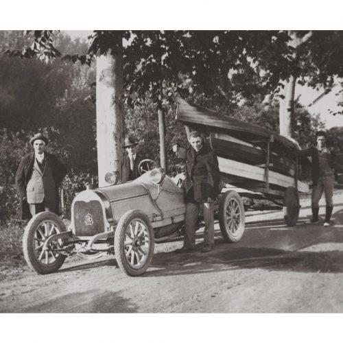 Photo d'époque automobile n°68
