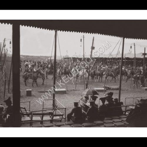 Photo d'époque Orléans n°02 - Buffalo Bill en 1905