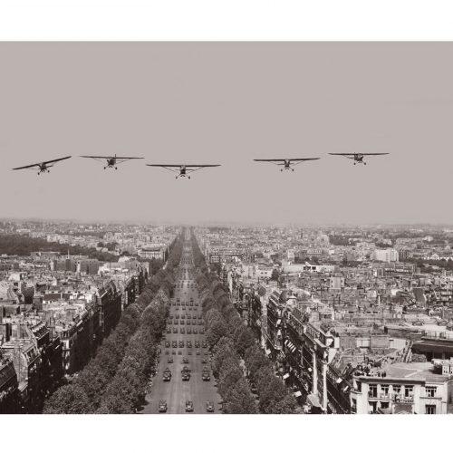 Photo d'époque dans les airs n°14 - défilé 14 juillet Paris