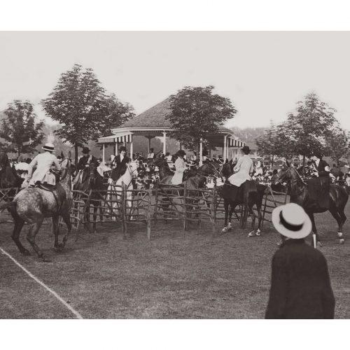 Photo d'époque Equitation n°47 - Ranelagh Ladies Club Sports