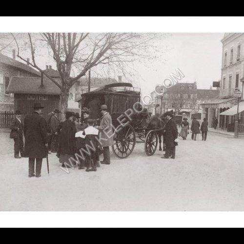 Photo d'époque Lyon n°01 - octroi en 1899
