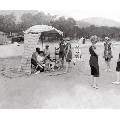Photo d'époque Mer n°52 - Cavalaire-sur-Mer