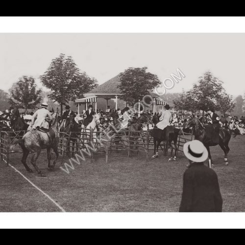 Photo d'époqe Equitation n°47 - Ranelagh Ladies Club Sports