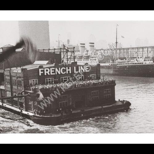 Photo d'époque New-York n°14 - Transatlantique - New-York - août 1939