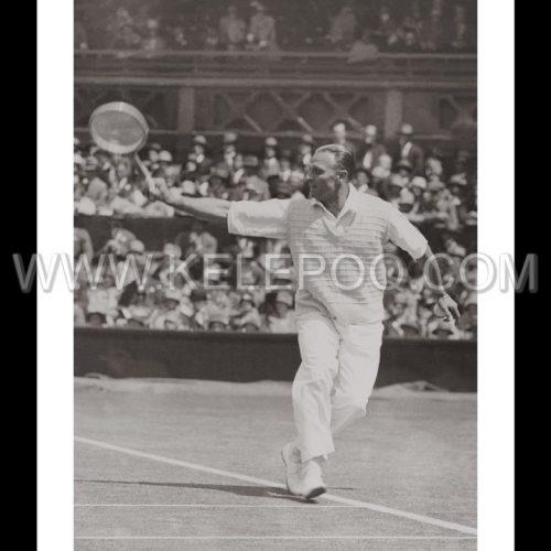 Photo d'époque sport n°41 - Otto Froitzheim - Wimbledon - Photographe Victor Forbin