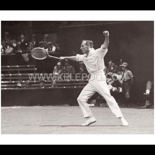 Photo d'époque sport n°51 - G.A Pratt - Wimbledon - Photographe V. Forbin