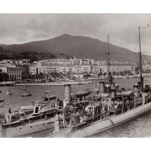Photo d'époque sur l'eau n°22 - contre-torpilleurs
