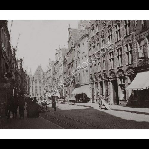 Photo d'époque Bruges n°03 - 1914