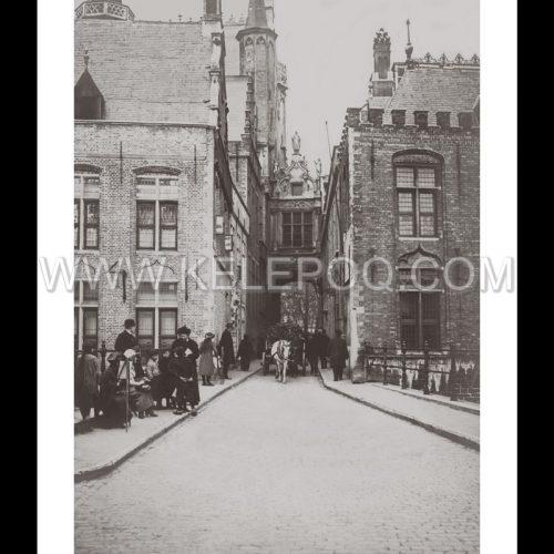 Photo d'époque Bruges n°02 - 1914