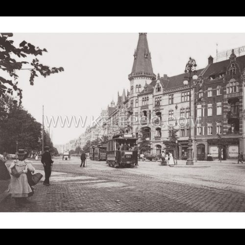 Photo d'époque Düsseldorf n°03