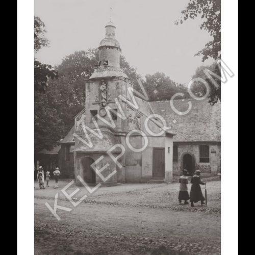 Photo d'époque Honfleur n°02 - chapelle Notre-Dame-de-Grâce