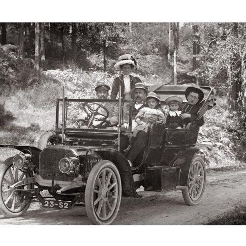 Photo d'époque automobile n°70