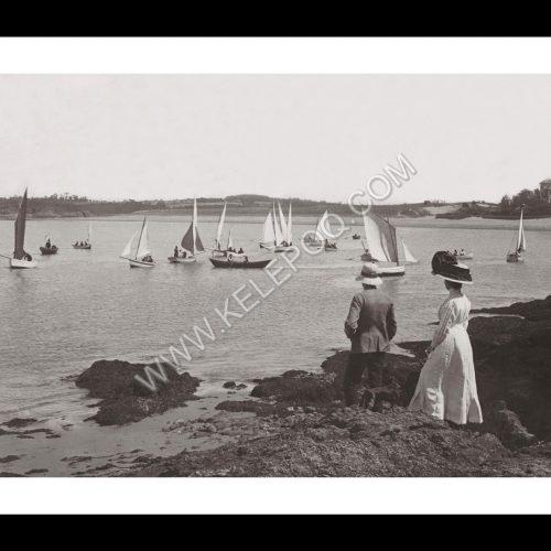 Photo d'époque Le Havre n°05 - Vue du Rothéneuf