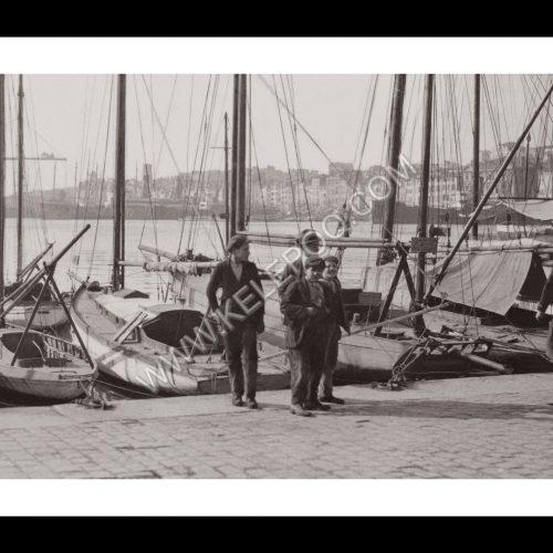Photo d'époque Marseille n°10 - vieux port